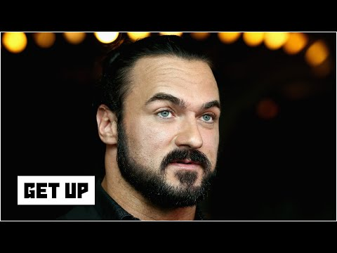 Drew McIntyre talks of his hunger ahead of WrestleMania 37 vs. Bobby Lashley | Get Up