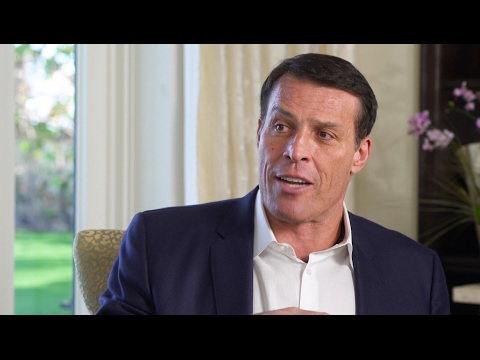 Should you be afraid of the coming crash? | Tony Robbins UNSHAKEABLE [Video 2 of 14]