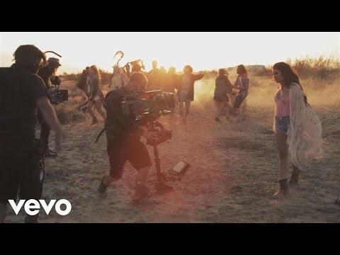 Lea Michele - On My Way - Behind the Scenes - leamichelemusicvevo