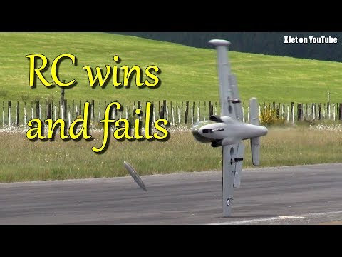 Very large RC Jets - wins and fails - UCQ2sg7vS7JkxKwtZuFZzn-g