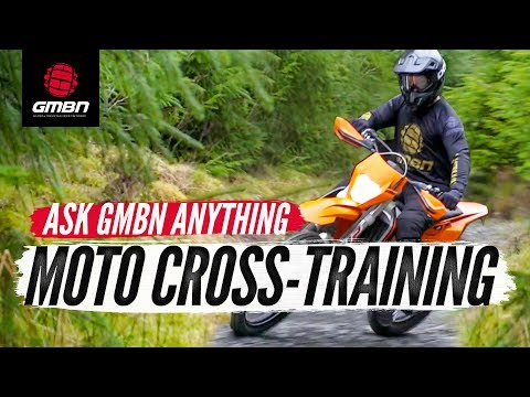 Is Riding Motocross Good Cross-Training For Mountain Biking"