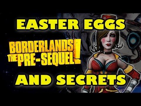 Borderlands The Pre-Sequel Easter Eggs And Secrets HD - UCm8U1YwDyvcoAtr8a_9tLIA