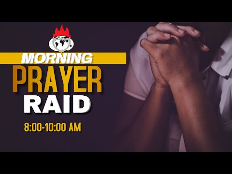 MORNING PRAYER RAID   24, NOV. 2020  FAITH TABERNACLE OTA
