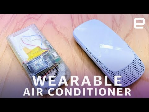 Sony is crowdfunding a wearable 'air conditioner' - UC-6OW5aJYBFM33zXQlBKPNA
