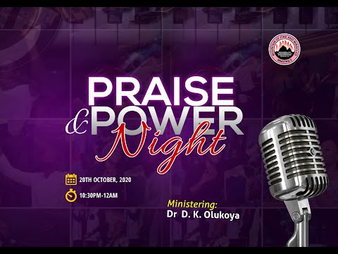 FRENCH  PRAISE AND POWER NIGHT