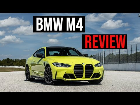 2021 BMW M4 Manual | Exterior and Interior In Detail