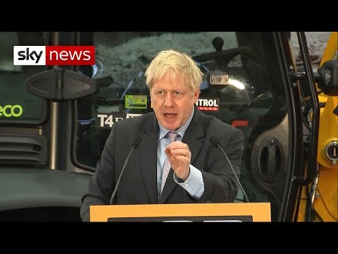 Johnson: Article 50 extension would 'erode trust in politics'