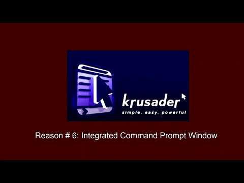 Krusader File Manager - Part 5