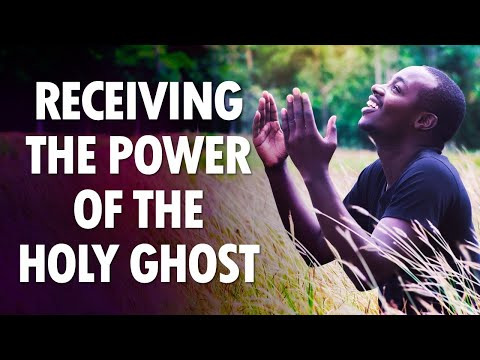 Receiving the POWER of the HOLY GHOST - Live Re-broadcast