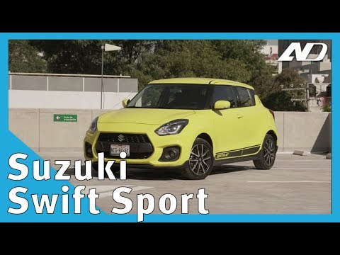 Suzuki Swift Sport 2019 - Las 5 cosas que lo hacen increíble! (AD)