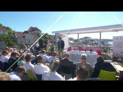 """Arendalsuka 2016 - """"Byggenæringen - glemt i det grønne skiftet"""""""
