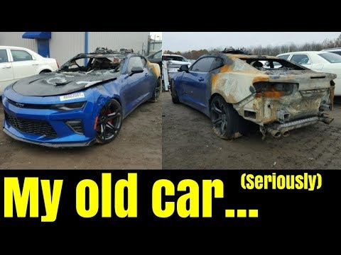 Found my Camaro Burned and Destroyed...