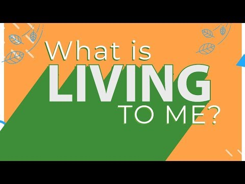 What is Living To Me - MESSAGE ONLY