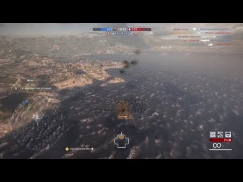 Como roubar o avião inimigo BF1