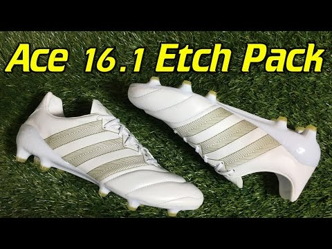 Adidas X16+ PureChaos Leather (Space Craft Pack) Review + On Feet