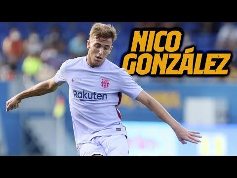 ? THE BEST of NICO GONZÁLEZ vs GIRONA (3-1)