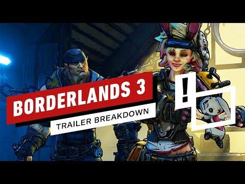 Borderlands 3 Reveal Trailer Breakdown, Secrets & Easter Eggs - UCKy1dAqELo0zrOtPkf0eTMw
