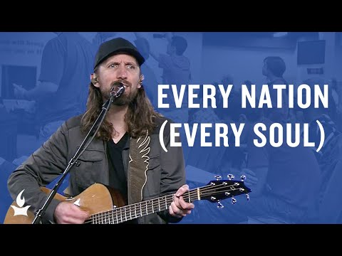 Every Nation (Every Soul) -- The Prayer Room Live Moment