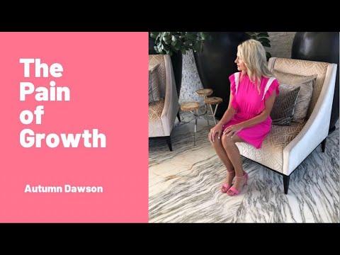The Pain of Growth - Autumn Dawson