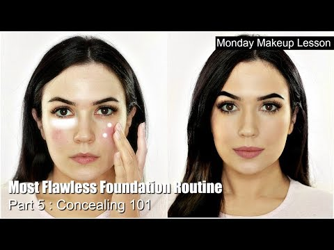 Flawless Full Coverage Foundation Routine | Part 5 | TheMakeupChair - UC-1-zPmT368J8JRbsK_1keA