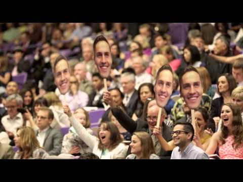 University of Portland Graduation Video 2016: Step Up and Slow Down