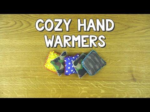 Cozy Hand Warmers - DIY$ by Perk