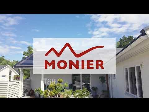 Täta, trygga och snygga solenergitak från Monier 15s