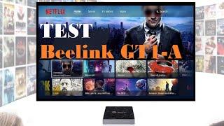 Vidéo-Test : Test Beelink GT1-A : une box Android TV sous Amlogic S912 compatible Netflix 4K mais ...