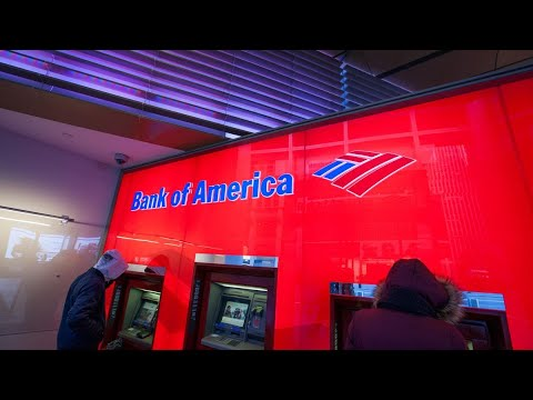Bank of America Sees Trading Revenue Jump, Banking Fees Surge