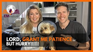 Lord Grant Me Patience... But Hurry!   EMnation - Coffee Talk☕️