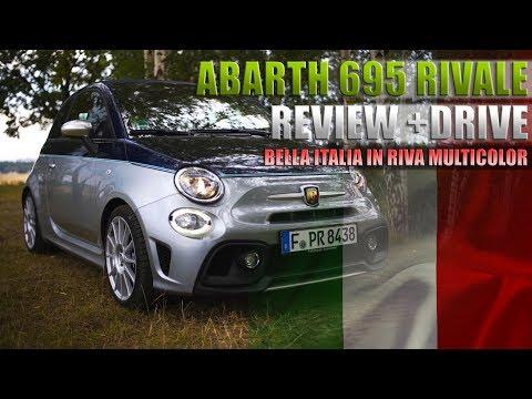 2018 Abarth 695 Rivale - Bella Italia auf Dope /// Review & Testdrive Deutsch German