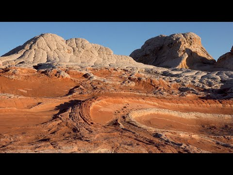 White Pocket, Vermilion Cliffs National Monument, Arizona, USA in 4K Ultra HD