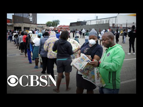 South Africa makes major gains fighting flu and coronavirus