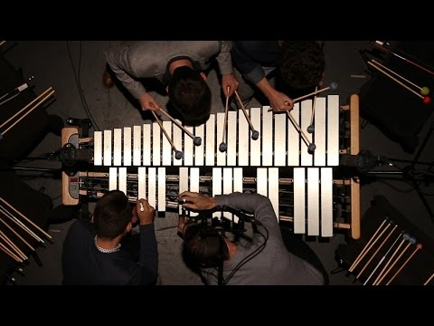 """Third Coast Percussion - """"Blindnesses"""" by Isaac Schankler"""