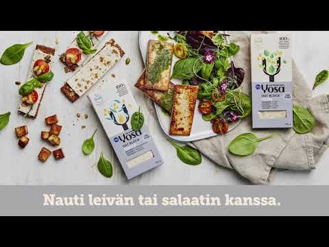 Kesä ja kaura – siinä suomen kielen kaksi kaunista sanaa. Testaa uutta Fazer Yosa Kaurapalaa ja nauti kaikkien aikojen kaurakesästä. Fazer Yosa Kaurapala saatavilla lähikauppasi kylmähyllystä myös kesken kuumimpien hellepäivien.