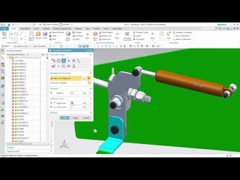 NX CAD - What's New in NX 11 Part 2 - Ally PLM Lunch Bytes