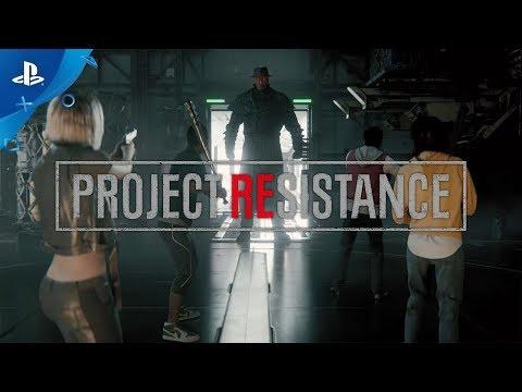 Project Resistance - Teaser Trailer   PS4