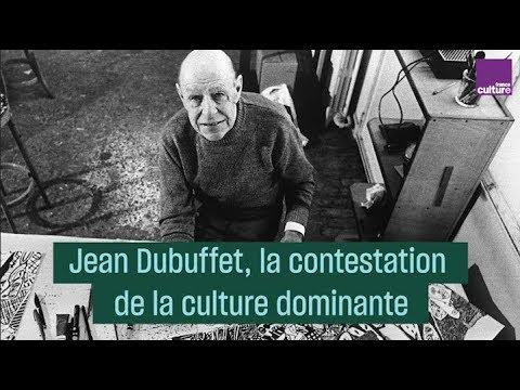 Vidéo de Jean Dubuffet