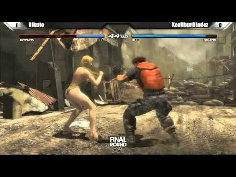 Dead or Alive 5 Grand Finals Rikuto vs XCaliburBladez Final Round XVI Tournament - UCjT9Hwh4twdfvFZCV1tIsCw