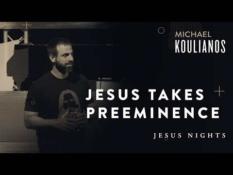 Michael Koulianos  Jesus Nights  October 27th, 2019