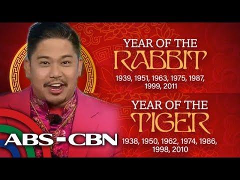 UKG: Year of the Rabbit and Tiger   Kapalaran 2019 with Master Hanz