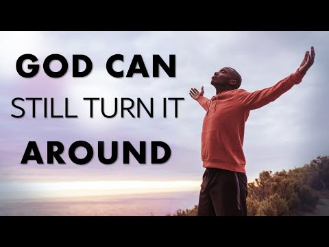 GOD CAN STILL TURN IT AROUND - JOIN PASTOR SEAN LIVE THURSDAY 5pm PST/6pm MST/7pm CST/8pm EST