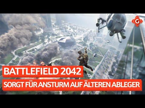 Battlefield 2042: Ansturm auf älteren Ableger! Dead Space möglicher neuer Teil. | GW-News 22.06.21