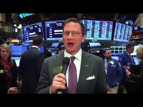 Message from Matt Morris at the NYSE