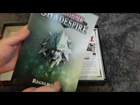 Warhammer Underworlds: Shadespire★ First german HD Unboxing
