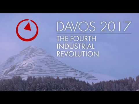 Davos 2017: The Fourth Industrial Revolution