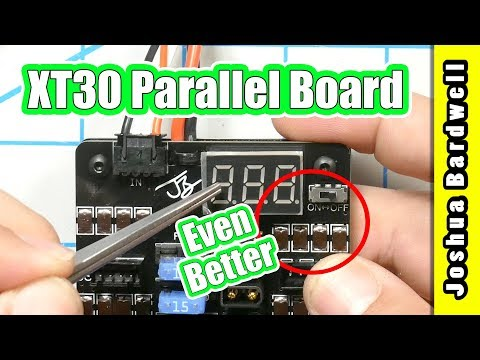 JB Parallel Board | NEW XT30 3S VERSION AND MORE - UCX3eufnI7A2I7IkKHZn8KSQ