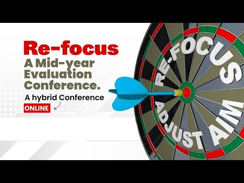 Re-focus Conference    Day 2  30062021