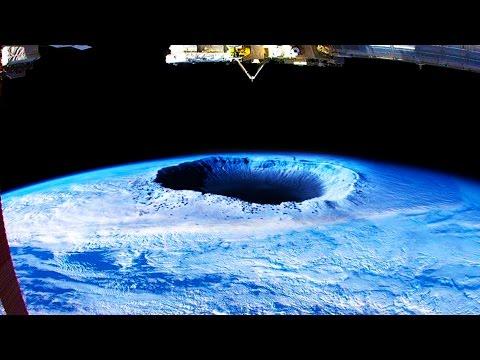 ¿Qué pasaría si la Tierra fuera hueca?
