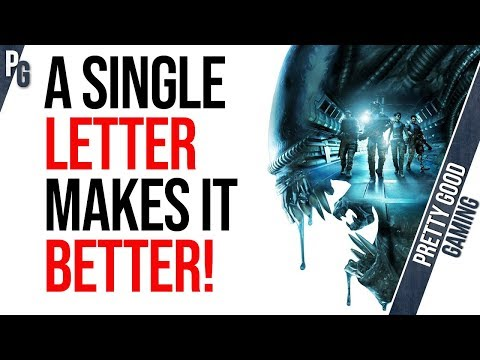The TYPO That Broke Aliens: Colonial Marines